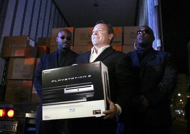 Sony To Debut Playstation 3 At Midnight