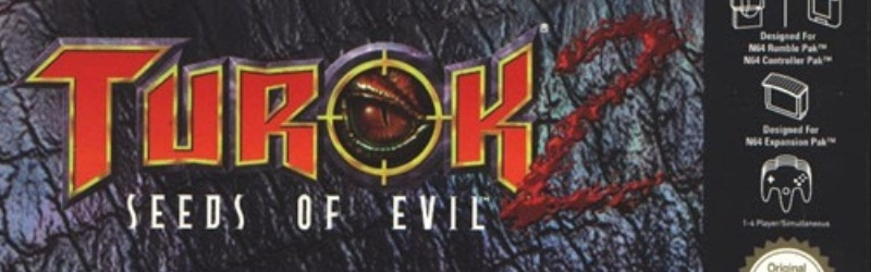 [Retro-Review] Turok 2