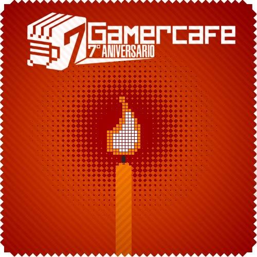 Feliz Cumpleaños Gamer Cafe – 7 años