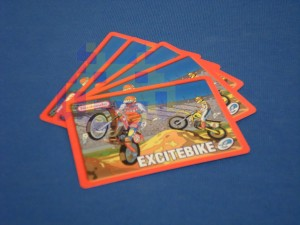 Tarjetas Excitebike