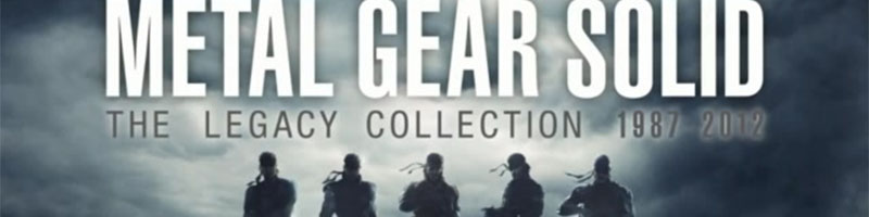 [Unboxing] Metal Gear Solid: The Legacy Collection