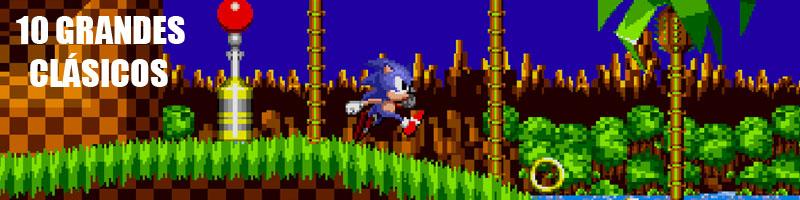 [Colaboración] Top 10 de los grandes clásicos del mundo del videojuego