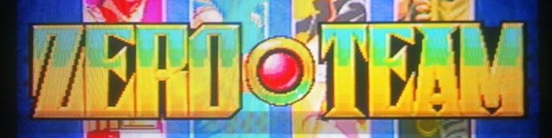 [Arcade] New Zero Team (1997)
