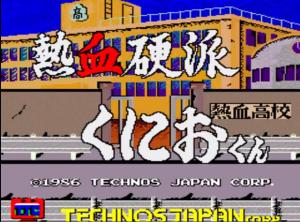 [Arcade Retro] Nekketsu Kouha Kunio Kun