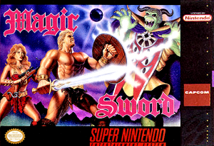SNES Cover