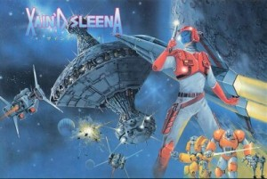 [Arcade Retro] Xain'd Sleena – Solar Warrior