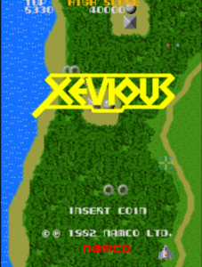 300px-xevious_title_screen