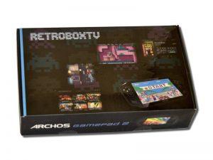RetroboxTV AGP2, la nueva consola nacional
